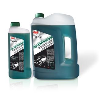 CINOL Nemrznoucí koncentrát do chladičů zelený Antifreeze G48 1l