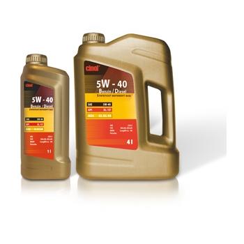 CINOL  5W-40 Benzin/Diesel 50l