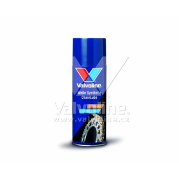 Valvoline mazivo na řetězy White Synthetic Chain Lube 400ml