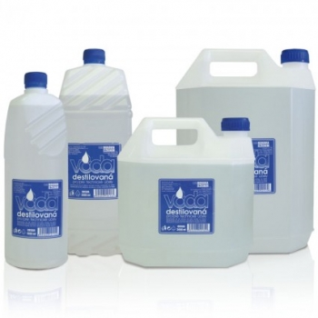 Cinol Destilovaná voda 1l