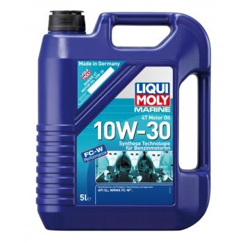 Liqui Moly Marine Motorový olej 4T 10W-30 5 l