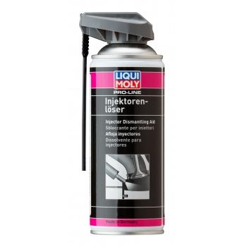 Liqui Moly Pro-Line Uvolňovač vstřikovačů 400 ml