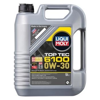 Liqui Moly  motorový olej Top Tec 6100 0W-30 5l