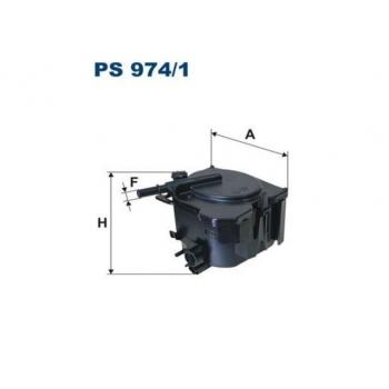 Filtron PS 974/1 - palivový filtr