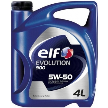 Elf Evolution 900 5W50 4l