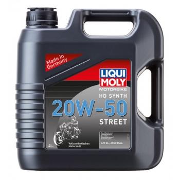Liqui Moly Motorbike HD Synth. 20W50 Street 4l