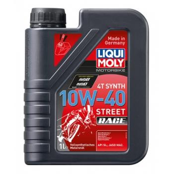 Liqui Moly Motorbike 4T Synth 10W-40 Street Race 1l