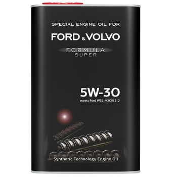 Fanfaro Spec.olej Ford a Volvo Formula Super 5W-30 5l
