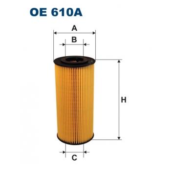 Filtron OE 610A - olejovy filtr