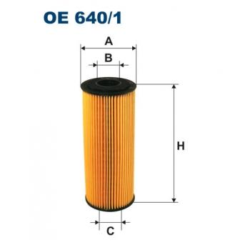 Filtron OE 640/1 - olejovy filtr