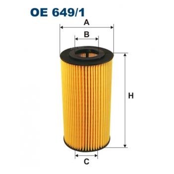 Filtron OE 649/1 - olejovy filtr