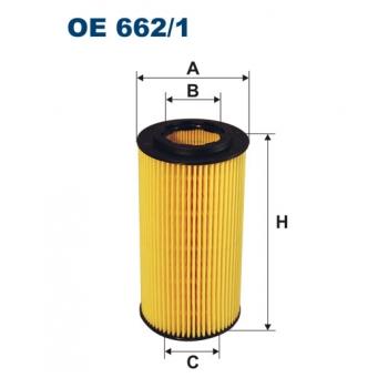 Filtron OE 662/1 - olejovy filtr