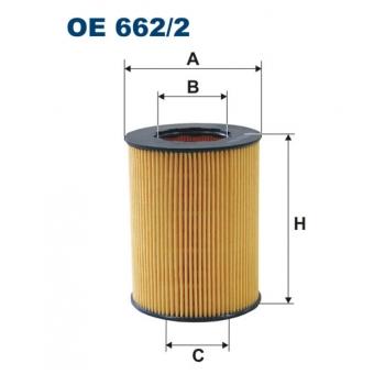 Filtron OE 662/2 - olejovy filtr