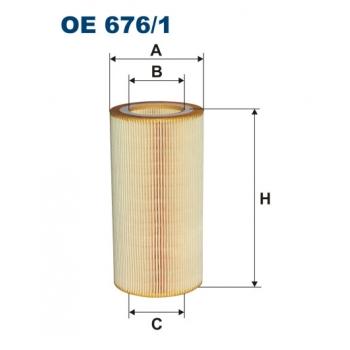 Filtron OE 676/1 - olejovy filtr