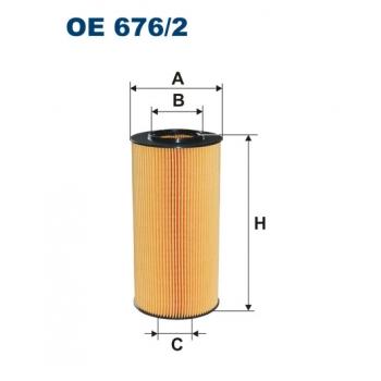 Filtron OE 676/2 - olejovy filtr