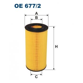 Filtron OE 677/2 - olejovy filtr