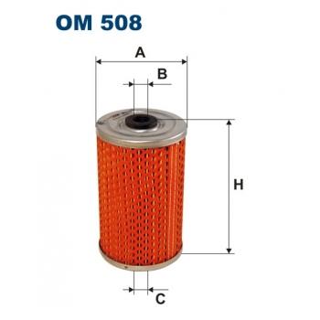 Filtron OM 508 - olejovy filtr