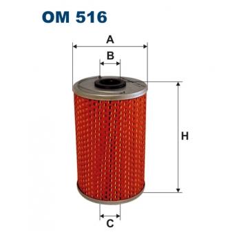 Filtron OM 516 - olejovy filtr