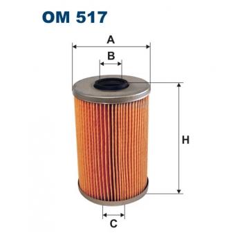 Filtron OM 517 - olejovy filtr