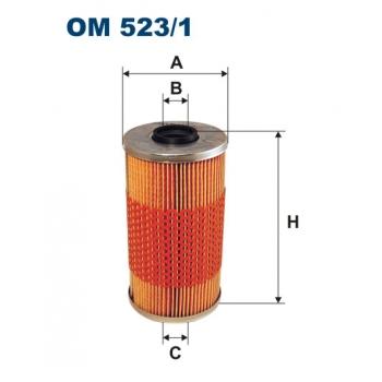 Filtron OM 523/1 - olejovy filtr