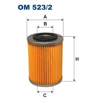Filtron OM 523/2 - olejovy filtr