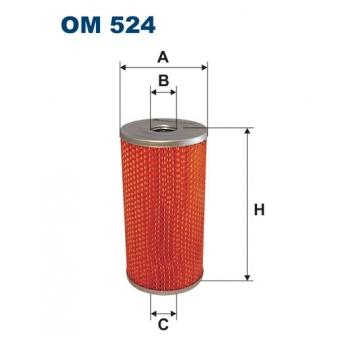 Filtron OM 524 - olejovy filtr