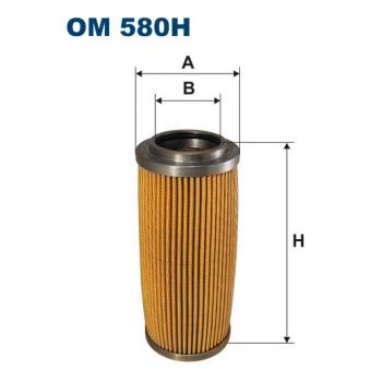 Filtron OM 580H - olejovy filtr