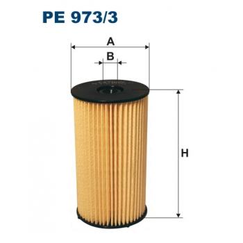 Filtron PE 973/3  - palivovy filtr