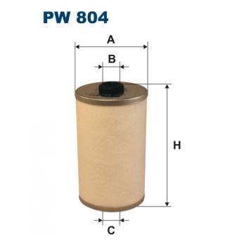 Filtron PW 804  - palivovy filtr
