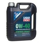 Liqui Moly Motorový olej Synthoil Energy 0W-40 5l