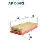 Filtron AP 034/3 - vzduchovy filtr