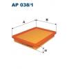 Filtron AP 038/1 - vzduchovy filtr