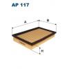 Filtron AP 117 - vzduchovy filtr