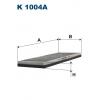 Filtron K 1004A - kabinovy filtr