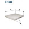 Filtron K 1006 - kabinovy filtr