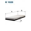 Filtron K 1020 - kabinovy filtr