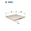 Filtron K 1051 - kabinovy filtr