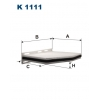 Filtron K 1111 - kabinovy filtr