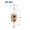 Filtron PS 822 - palivový filtr