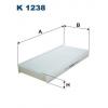 Filtron K 1238 - kabinový filtr