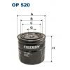 Filtron OP 520 - olejovy filtr