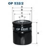 Filtron OP 532/2 - olejovy filtr