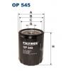 Filtron OP 545 - olejovy filtr