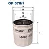 Filtron OP 570/1 - olejovy filtr