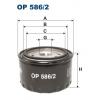 Filtron OP 586/2 - olejovy filtr