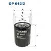 Filtron OP 616/2 - olejovy filtr