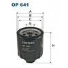 Filtron OP 641 - olejovy filtr
