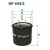 Filtron OP 642/2 - olejovy filtr