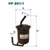Filtron PP 891/1  - palivovy filtr