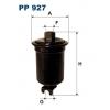 Filtron PP 927  - palivovy filtr
